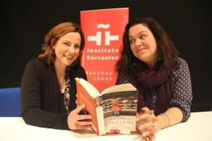Hosting Catalan author Care Santos, Manchetser Literature Festival 2015